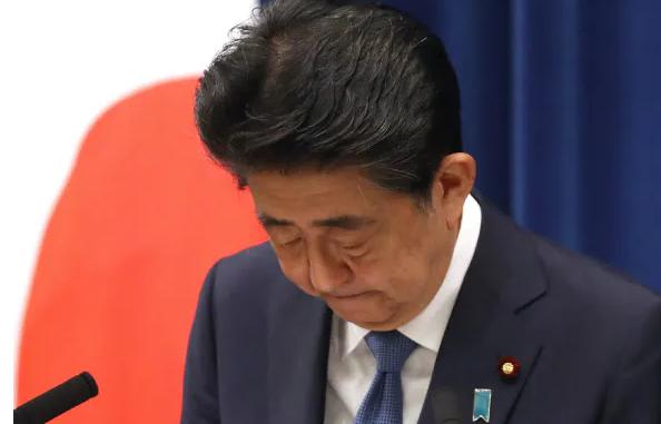 安倍首相 退任会見 20200828