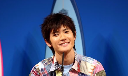 三浦春馬16歳 2006年 映画「キャッチ ア ウェーブ」