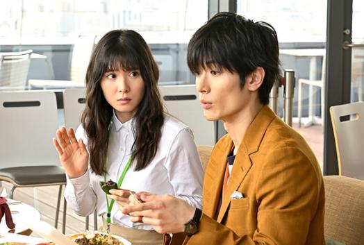カネ恋 1話玲子松岡茉優 慶太 三浦春馬