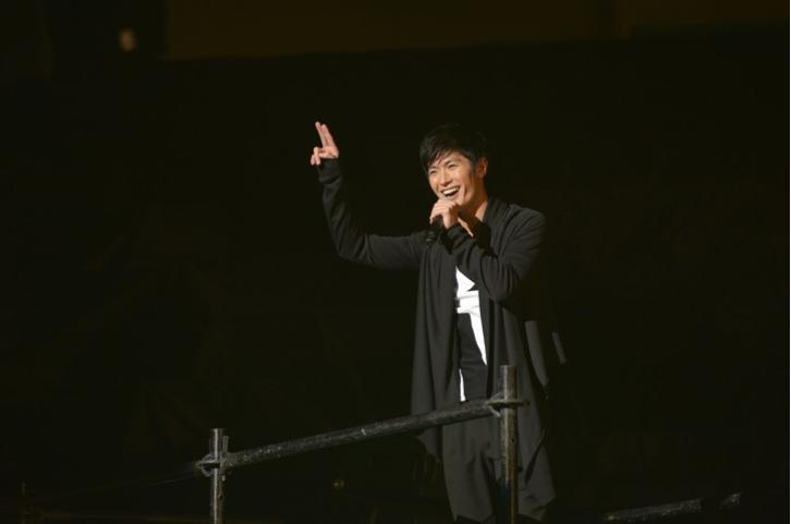 Act Against AIDS/AAA2016 三浦春馬