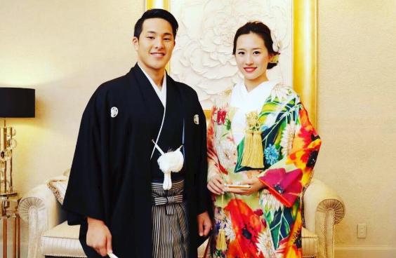 瀬戸大也馬淵優佳結婚式