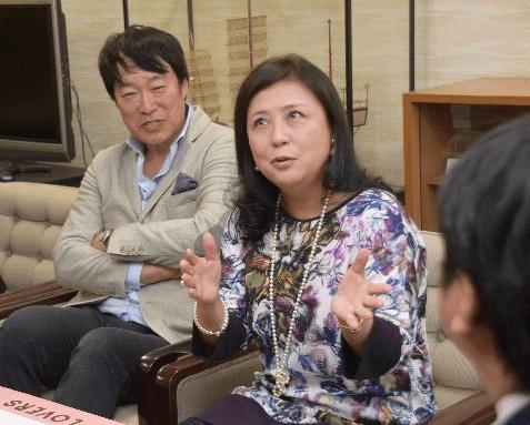 天外者てんがらもん田中光敏小松江里子インタビュー
