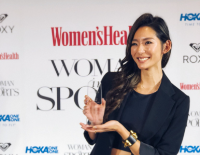 福田萌子 woman in award 2018