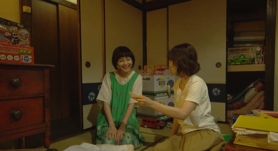 カネ恋 4話 慶太の部屋 ガイコツ ワニ