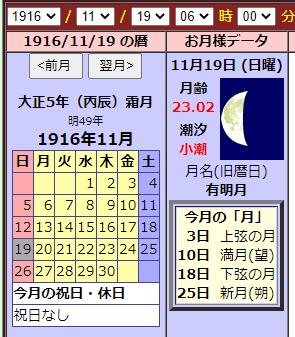19161119