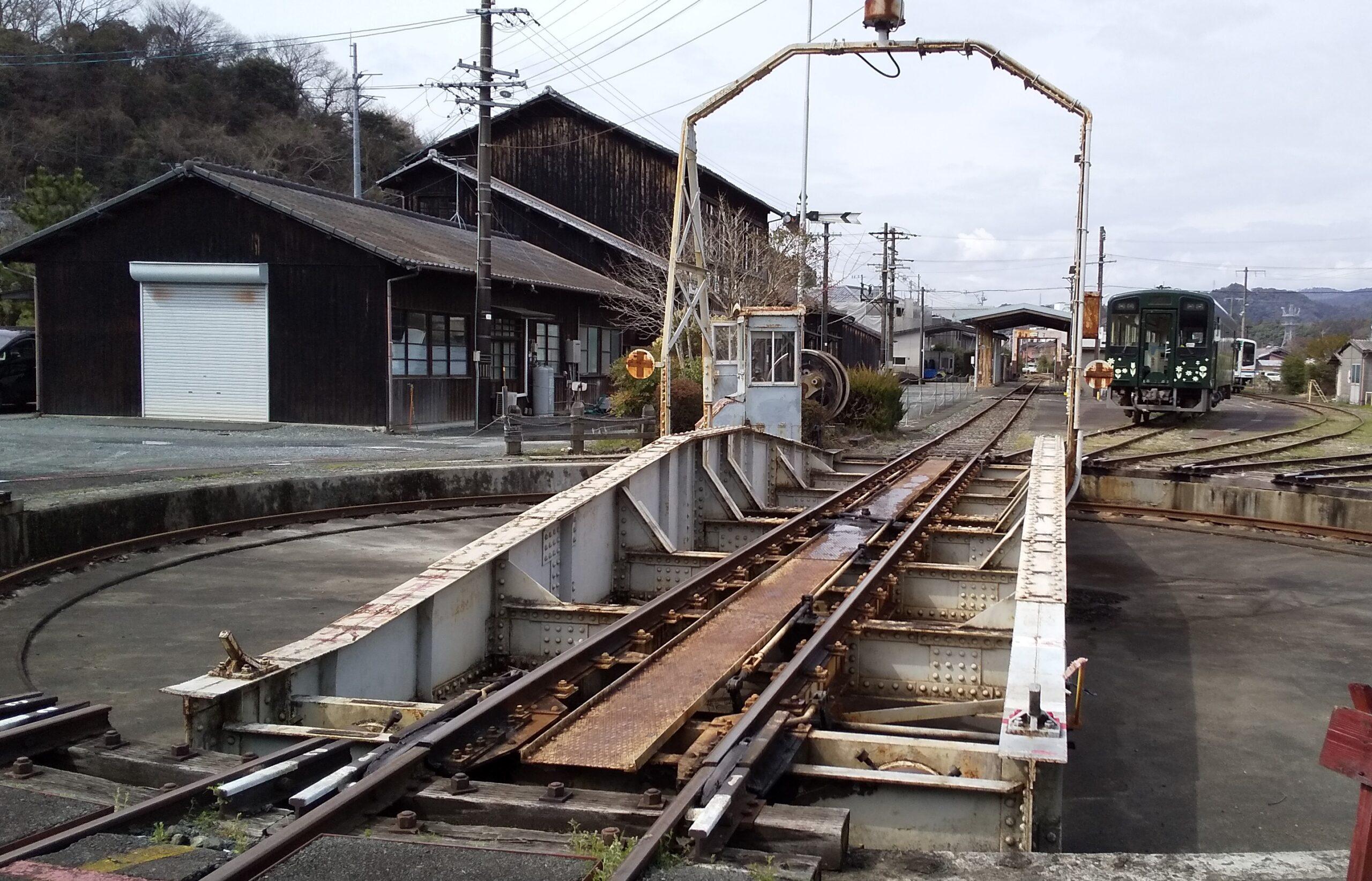 シンエヴァンゲリオン 第3村 静岡県浜松市 天竜二俣駅