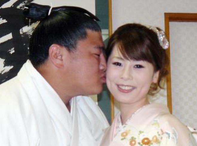 整形疑惑 虐待行為大西愛 大相撲の元関脇・嘉風の中村親方の妻