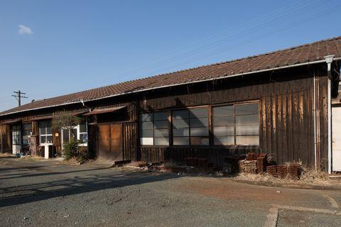 シンエヴァンゲリオン 第3村 静岡県浜松市 天竜二俣駅 鈴原トウジ 診療所